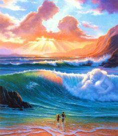 Na vibe de toda minhas positividades, todo amor do mundo... a natureza permanece em harmonia :3