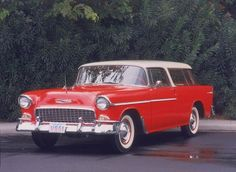 1955 Chevrolet Bel-Air Nomad