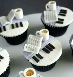 Music and coffee :)                                                                                                                                                                                 More