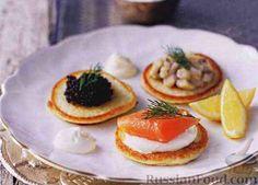 Фото к рецепту: Оладьи закусочныеолажушки