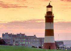 Smeaton's Tower, Plymouth, England