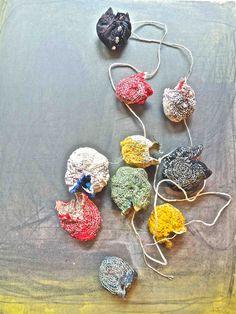 egg necklace / junko oki http://junkooki.com/#!/