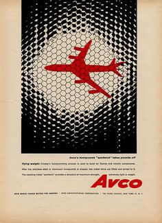 Aeronautics and Space | Avco Ad