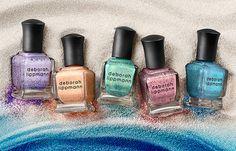 Exclusive First Look: Deborah Lippmann's New Mermaid Nail Polishes