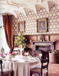 Haute Design by Sarah Klassen: Interior: Romantic Irish