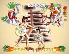 Cosmogonía Prehispánica de la guerra.