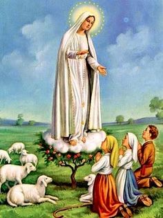 Catholic News World : Novena to Our Lady of Fatima - Litany and Fatima Prayers - 5 Saturday Devotion - SHARE Catholic News, Catholic Art, Catholic Saints, Catholic Prayers, Religious Art, Religious Photos, Blessed Mother Mary, Blessed Virgin Mary, La Vie Des Saints