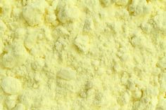 Ingredient Spotlight: Sulfur A natural, nonmetallic chemical element found near volcanic areas, sulfur was officially discovered as a periodic table element in the early 1800s.
