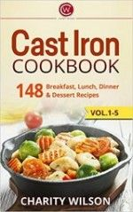 Cast Iron Cookbook Box Set 0.99 (Copy)