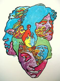 Love - Forever Changes. Most days this would have to be my favourite album.