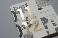 LCA Prospectus 2011/12 - Workshop Graphic Design & Print - Leeds, West Yorkshire