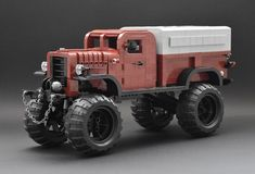 Power Wagon | THE LEGO CAR BLOG