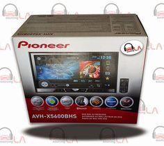 "Sourcing-LA: PIONEER AVH-X5600BHS 7"" DVD MP3 USB BLUETOOTH TOUC..."