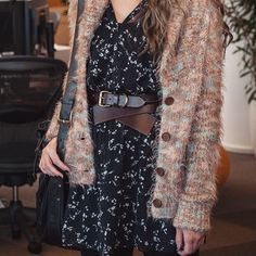 Layer some belts for this look. From the creator of Sex and The City, 'Younger' stars Sutton Foster, Hilary Duff, Debi Mazar, Miriam Shor and Nico Tortorella. Discover full episodes at http://www.tvland.com/shows/younger.
