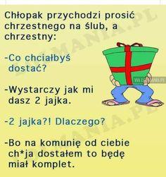 Texts, Haha, Funny, Quotes, Diy, Polish Sayings, Quotations, Bricolage, Ha Ha