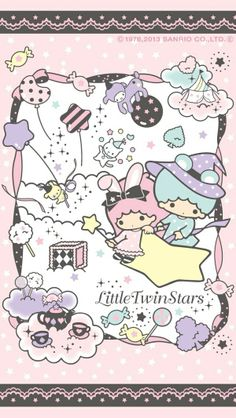 Little Twin Stars LTS Sanrio  <3