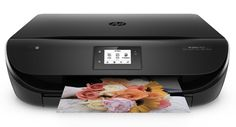 HP Envy 4520 Wireless All-in-One Photo Printer with Mobile Printing, Instant Ink ready Best Inkjet Printer, Hp Printer, Printer Paper, Laser Printer, Portable Printer, Wireless Printer, Color Photo Printer, Best Printers, Cool Things To Buy