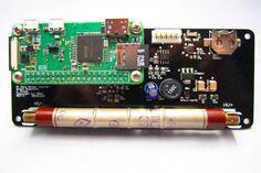 Raspberry Pi Geiger Counter