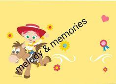 digital-download-birthday-invitation-toy-story-jesse-bullseye-cow-girl-disney-einvite-yee-haw-yellow-horse-flowers-friend-in-me-friends-blue by AbushelandapecCrafts on Etsy