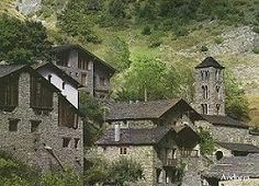 Arinsal Andorra, Mansions, House Styles, Places, Home Decor, Decoration Home, Manor Houses, Room Decor, Villas