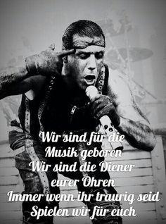 Till Lindemann # lyric