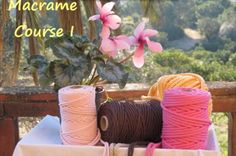 Free Online Macrame Course: Learn How to Make Decorative Knots (PART 1) by Tuteate