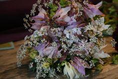 Columbine bouquet