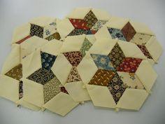 Karen Styles, diamond hexagons