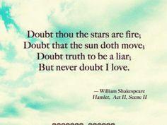 William Shakespeare.. Wonderful quote