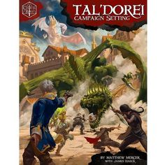 I need dis.  Critical Role: Tal'Dorei Campaign Setting 5th Edition Rules