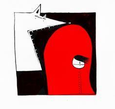 Pinzellades al món: Caputxeta Roja il·lustrada / Caperucita Roja ilustrada / Little Red Riding Hood illustrated / Le Petit Chaperon Roug illustré (19)
