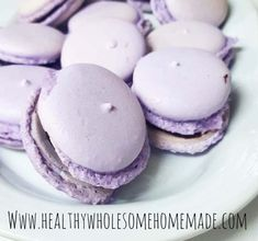 Healthy Wholesome Homemade - Low Carb, Keto, Paleo, Sugar Free, Grain Free and Gluten Free Recipes Gluten Free Recipes, Low Carb Recipes, Macaroon Recipes, Sugar Free Macaroon Recipe, Buttercream Filling, Buttercream Recipe, French Macaroons, Filled Cookies, Keto Cookies