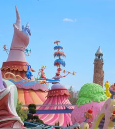 Seuss Landings - Islands of Adventure