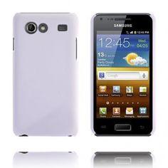 Hårdskal (Vit) Samsung Galaxy S Advance-Skal