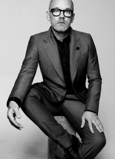 Michael Stipe from REM. HOT to me for so long and for so many reasons.