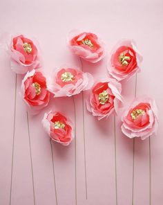 112 Best How To Make Paper Flowers Paper Crafts Images How To