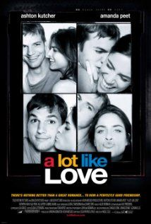 """A Lot Like Love  """"If you're not willing to sound stupid, you don't deserve to be in love."""""""