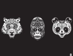 "<b>As part of a student project, illustrator <a href=""http://go.redirectingat.com?id=74679X1524629&sref=https%3A%2F%2Fwww.buzzfeed.com%2Fmackenziekruvant%2Fartist-depicts-endangered-animals-as-beautiful-sugar-skulls&url=http%3A%2F%2Fwww.justinsteinburg.com&xcust=2773965%7CBFLITE&xs=1"" target=""_blank"">Justin Steinburg</a> created some beautiful and powerful work.</b>"