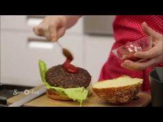 Burger Brötchen selber backen | Sweet & Easy - Enie backt - YouTube