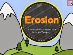 As usual, my students struggled with erosion more than any other content standard so far this year.  So, I made a stations unit for some of my students to use to help them master weathering, erosion, and deposition by wind, water, and ice. See it in my TpT Store. See even more Science Stations Units …