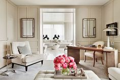 A luxe Washington D.C. apartment by Solis Betancourt & Sherrill | Architectural Digest