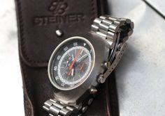#Omega #Flightmaster #ST145036 #steel #steinermaastricht #maastricht #thenetherlands