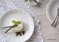Budino alla vaniglia senza uova #ricetta di @luisellablog
