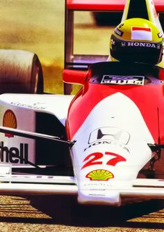 Ayrton Senna-1990