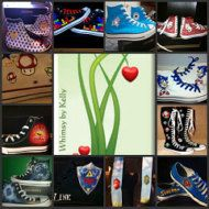 Sneaker collage