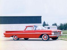 - My Perfect Car - Chevy El Camino -