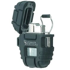 Ultimate Survival Technologies Delta Stormproof Lighter - SEE THE BEST SURVIVAL PRODUCTS AT http://www.selfdefensegearco.com/survival-gear.php