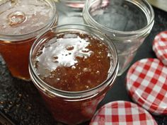 Farmersgirl Kitchen: Gooseberry Jam #InheritanceRecipes