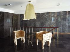 New Hotel em Athens by Campana brothers - Favela Chair
