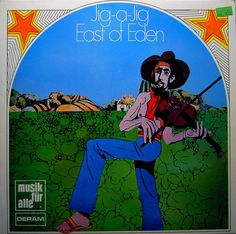 East Of Eden - Jig a Jig (1971)